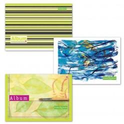 Альбом для рисования 40 л., «Альт», гребень, обложка мелованный картон, 160 г/м2, «Профессиональная»