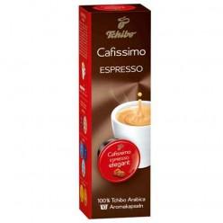 Капсулы для кофемашин TCHIBO Cafissimо Espresso Mailander Elegant, натуральный кофе, 10 шт. х 7 г